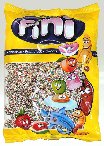 FIN77 FINI MULTICOLOUR BERRIES 1KG